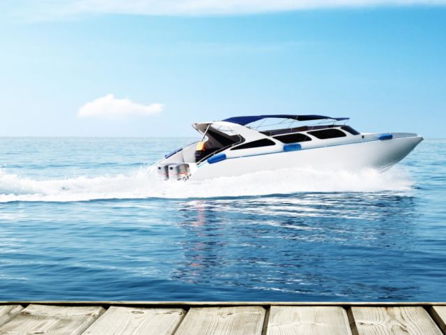 Private Motor Boat Charter