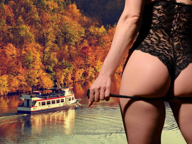 Private River Cruise with Stripper