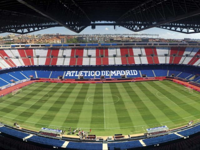 Atletico Madrid Stadium Tour
