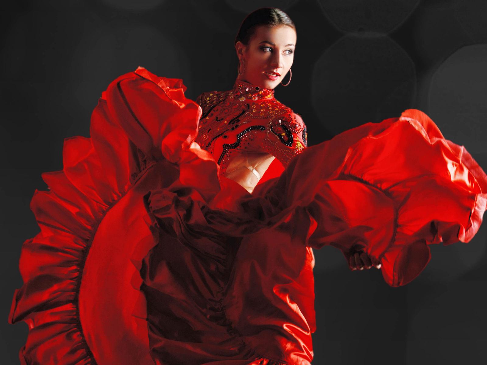 Flamenco Dancing Hen Party In Madrid