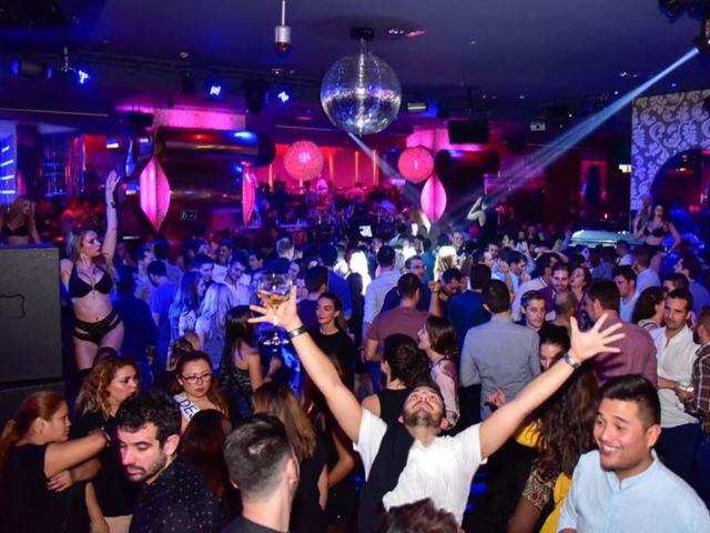 New Garamond Guestlist Entry