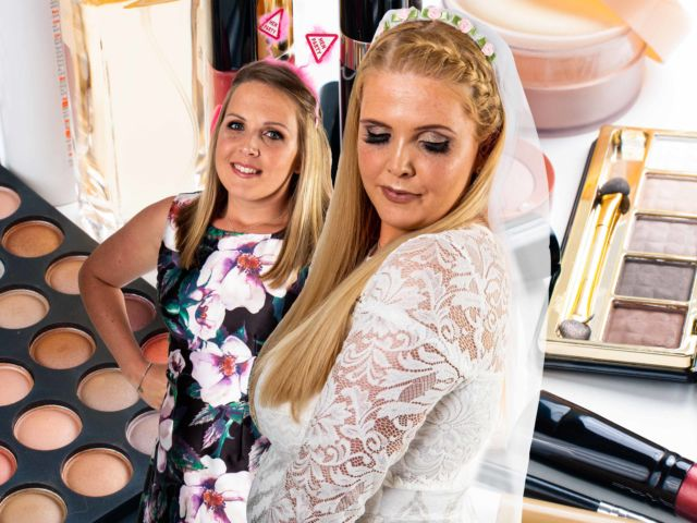 Mobile Make Up Class