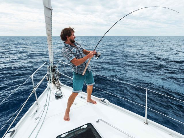 Private Fishing Boat Charter