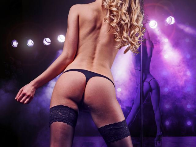 VIP Strip Club with Stage Show