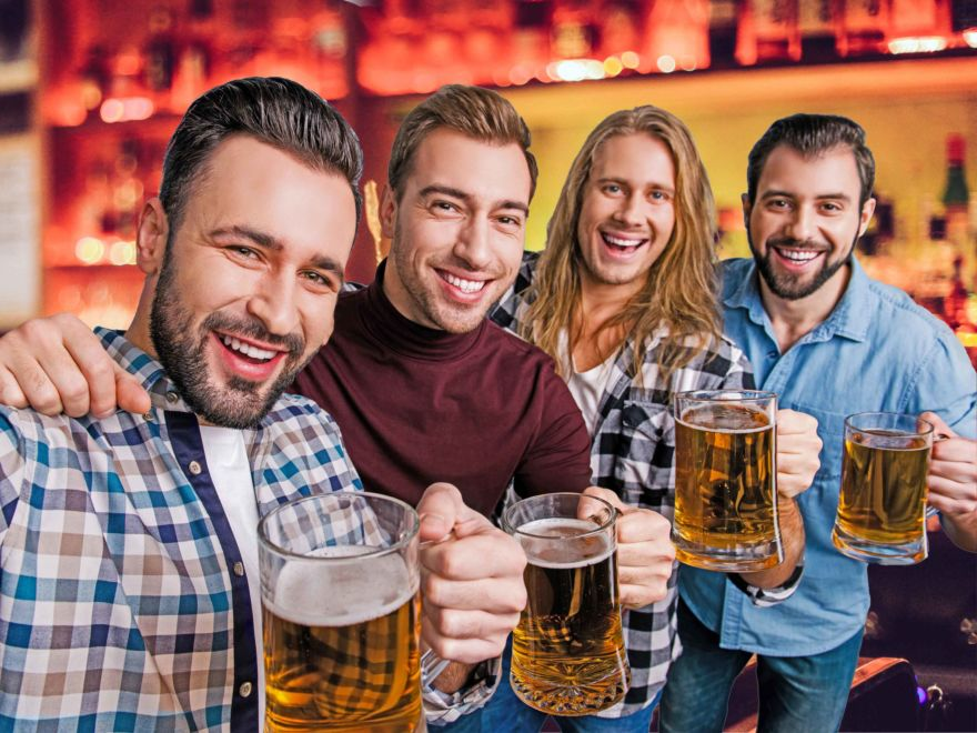 Bar Crawl with Unlimited Beers