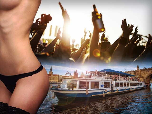 Booze Cruise & Stripper Stag Weekend
