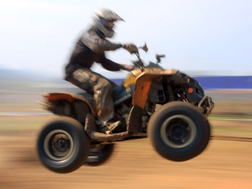 Ultimate Quad Biking