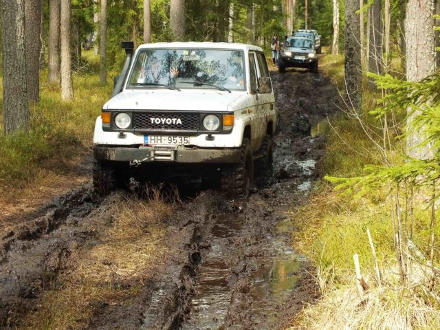 4x4 Off Road Safari