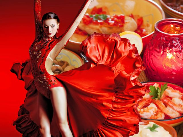 Flamenco Show & Dinner