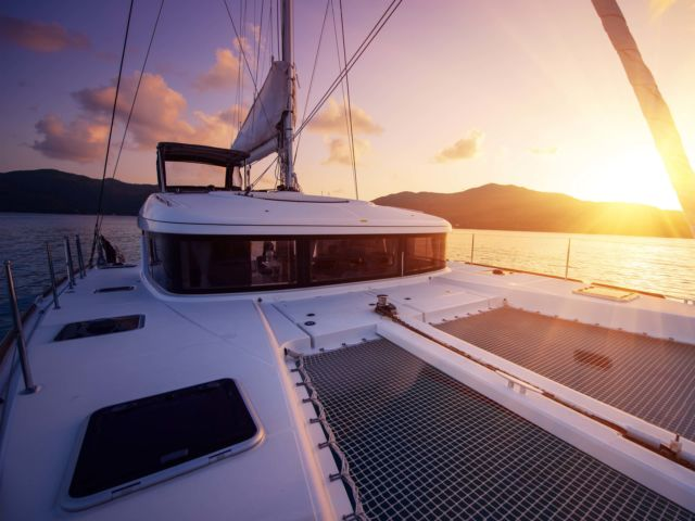 Sunset Catamaran Cruise