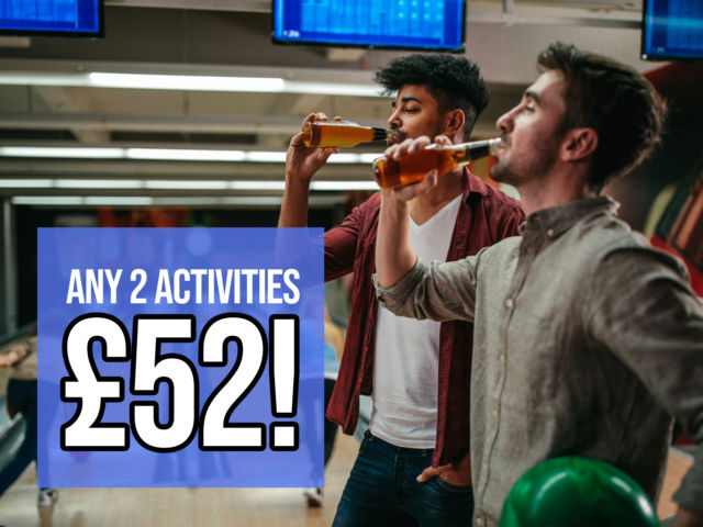 Two Activities Special Offer Bundle