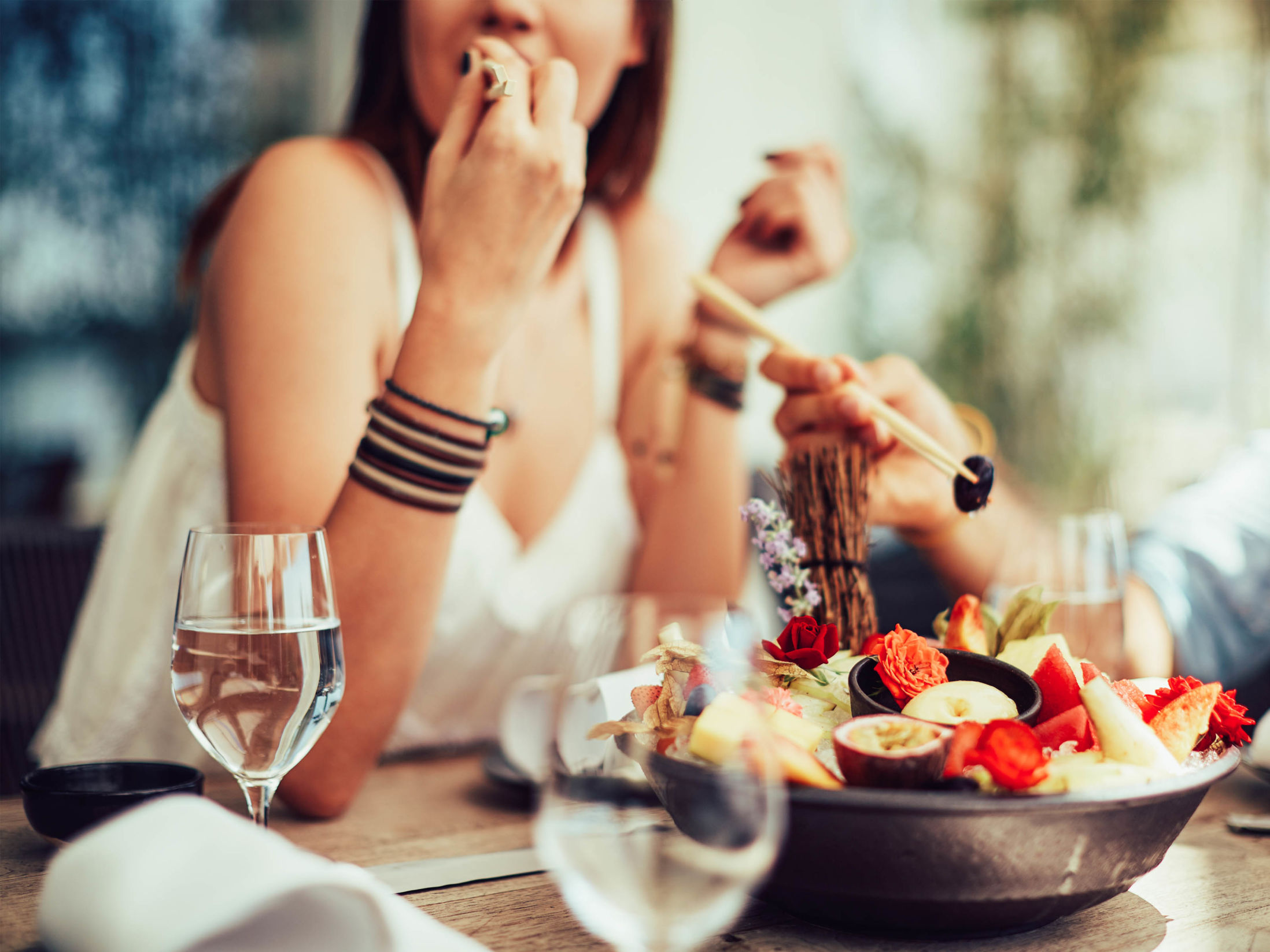 Last Minute Hen Party Ideas - Meal