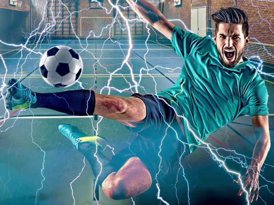 Electric Shock Football
