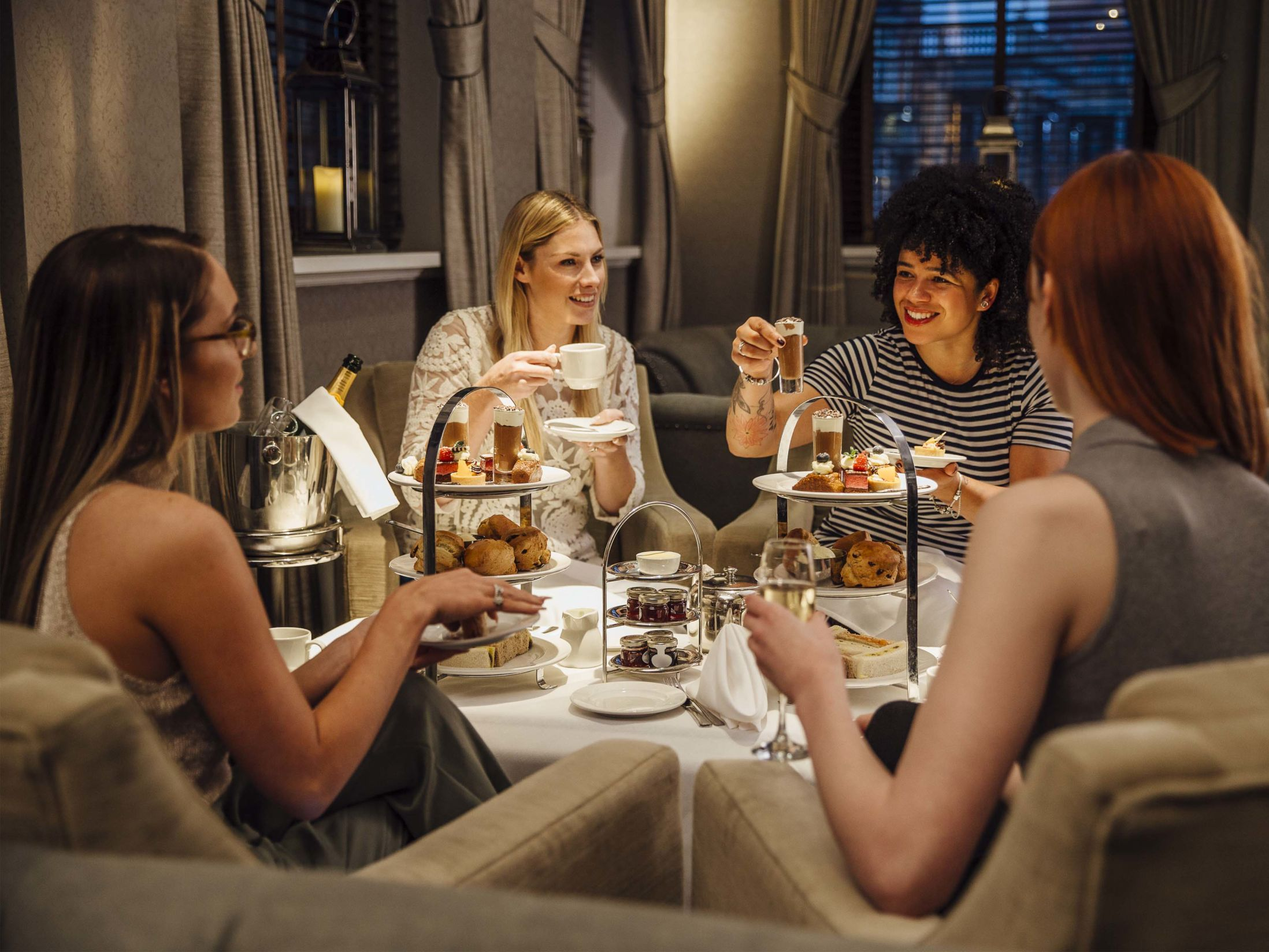 Last Minute Hen Party Ideas - Afternoon Tea