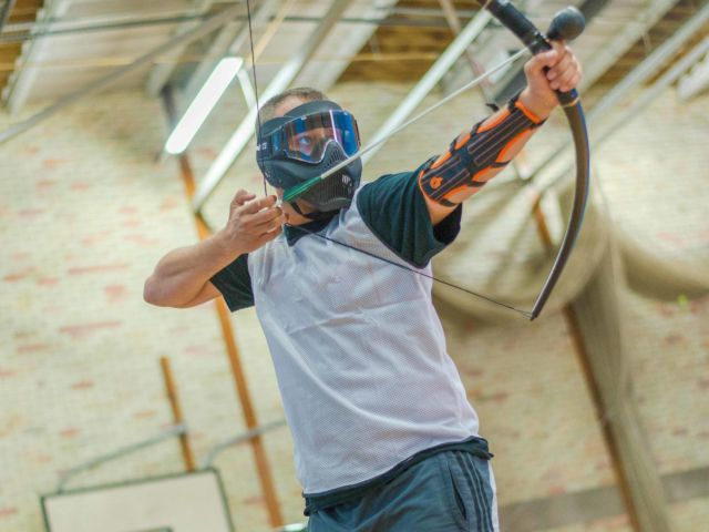 Archery Battle Zone Tag