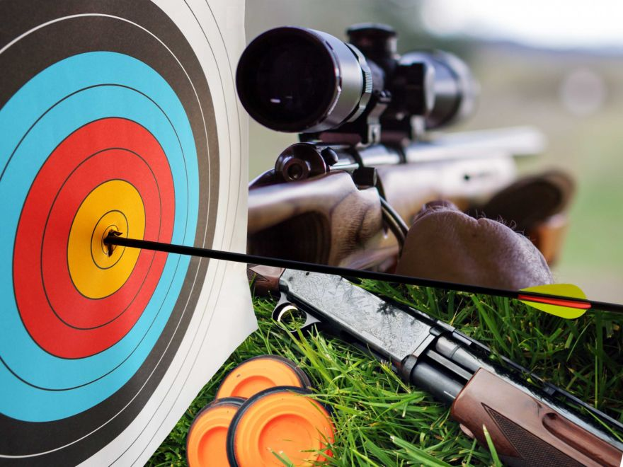 Archery, Rifles & Clays Hen Do