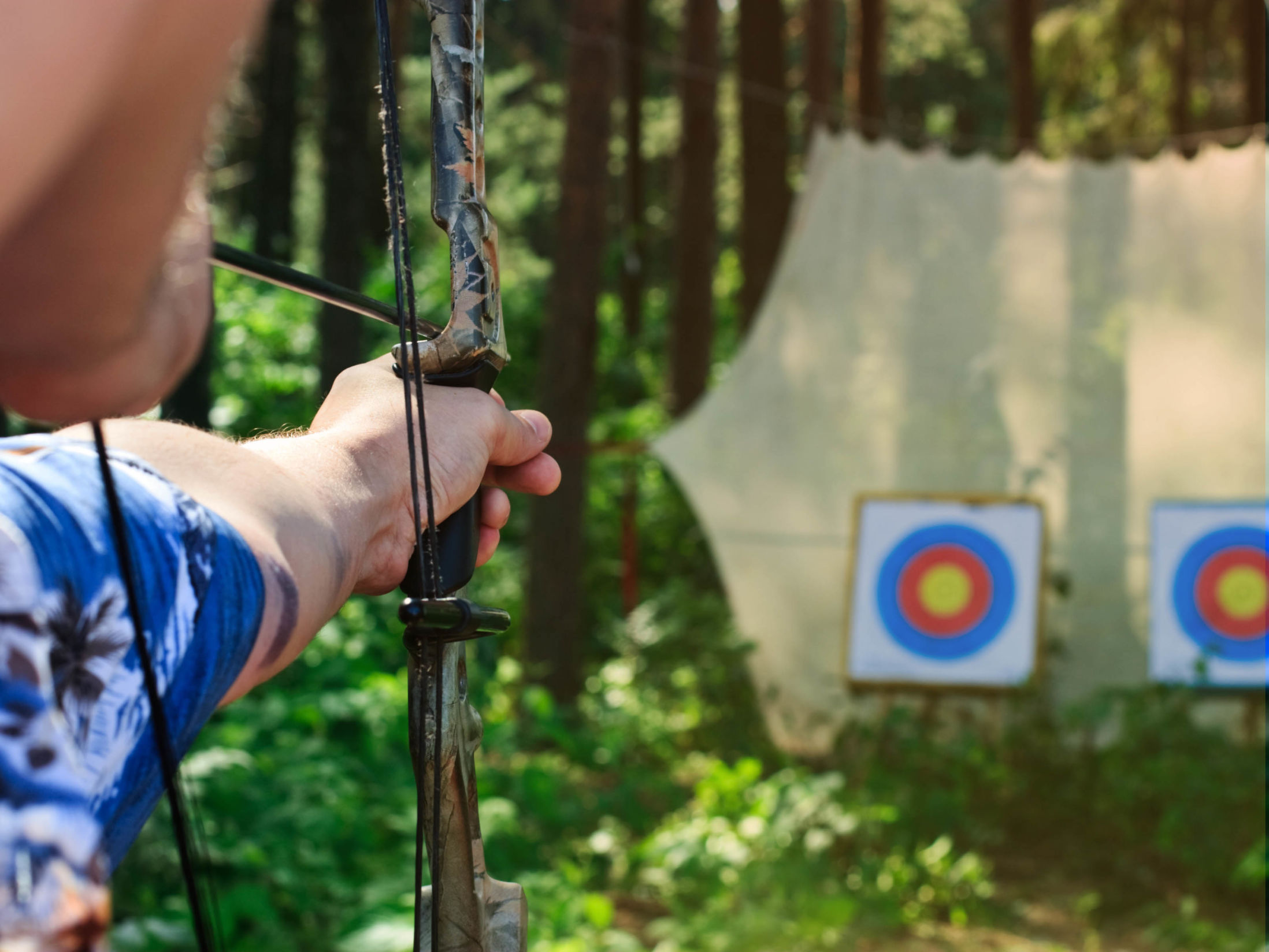 Stag Do Archery Activity
