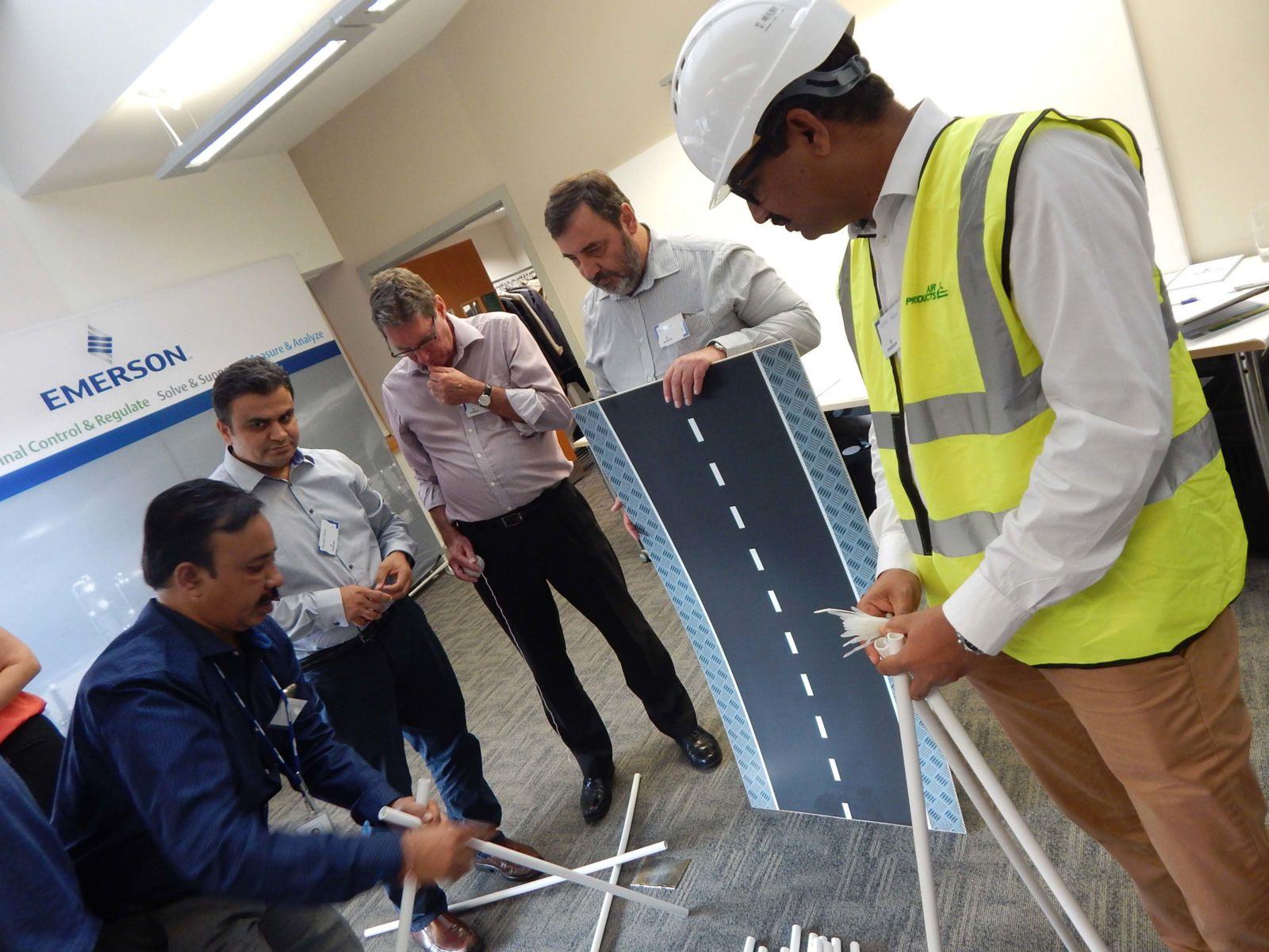 Bridge Build Team Building In Liverpool