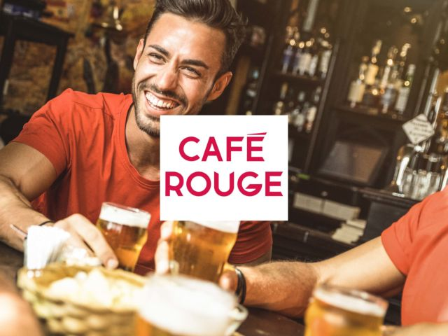 Café Rouge - 2 Course Meal & Drink