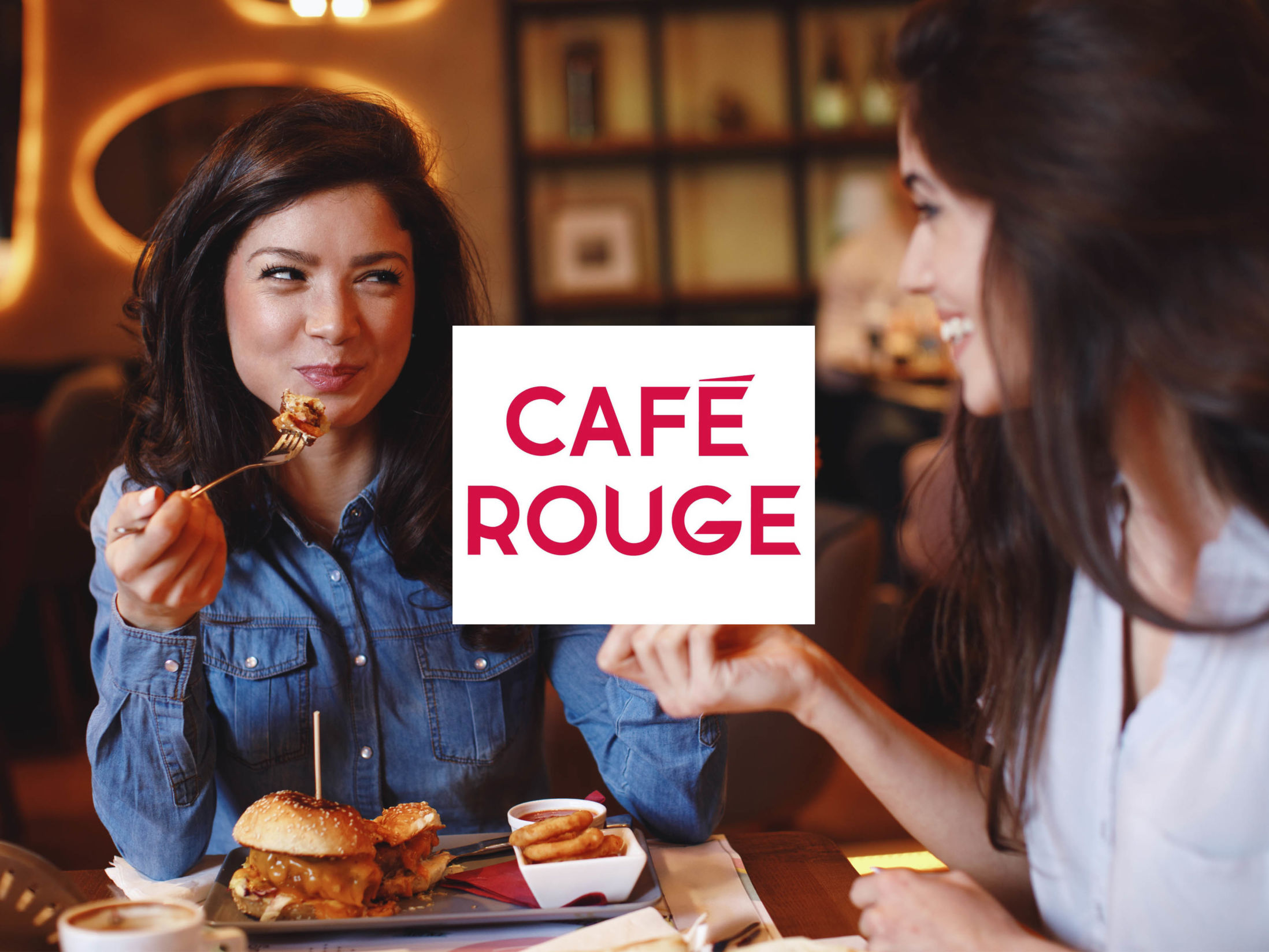 French Meal - Café Rouge
