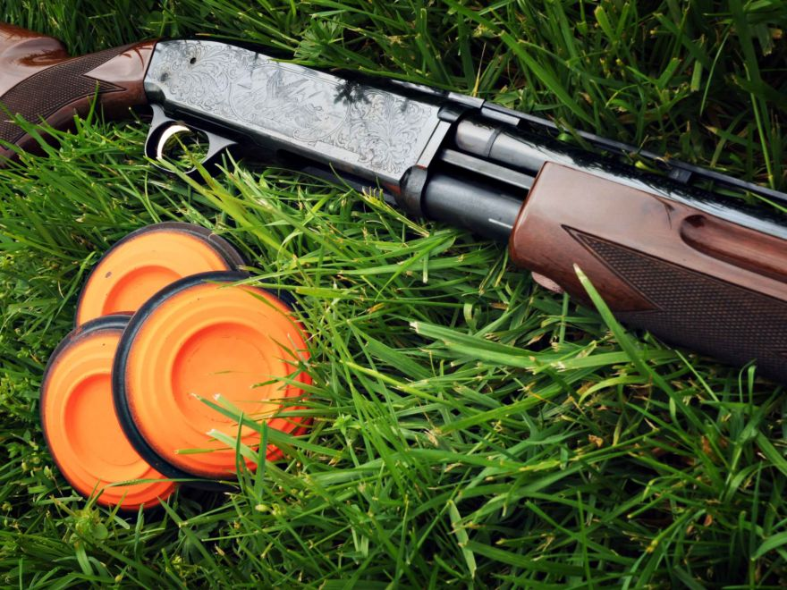 Clay Pigeon Shooting Event