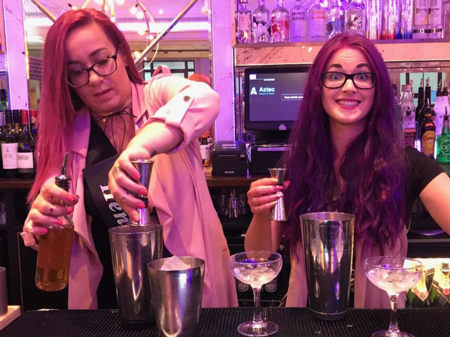 Cocktail classes sheffield