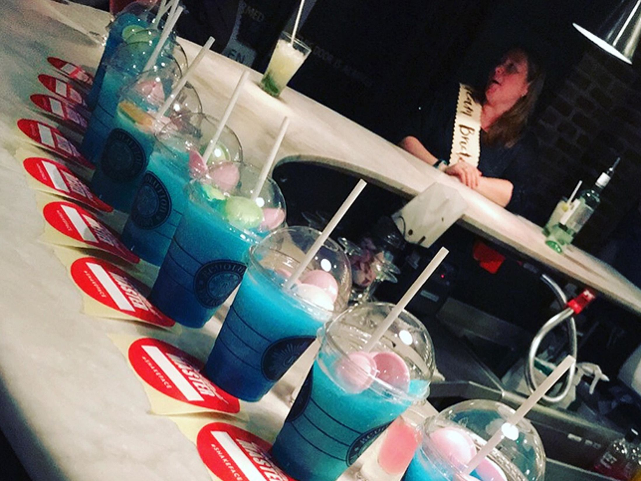 Hen Party Ideas for Mixed Ages - Cocktail Making Class