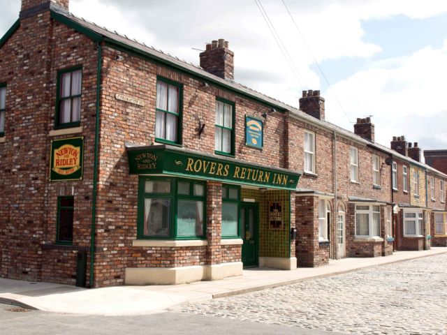 Coronation Street Set Tour