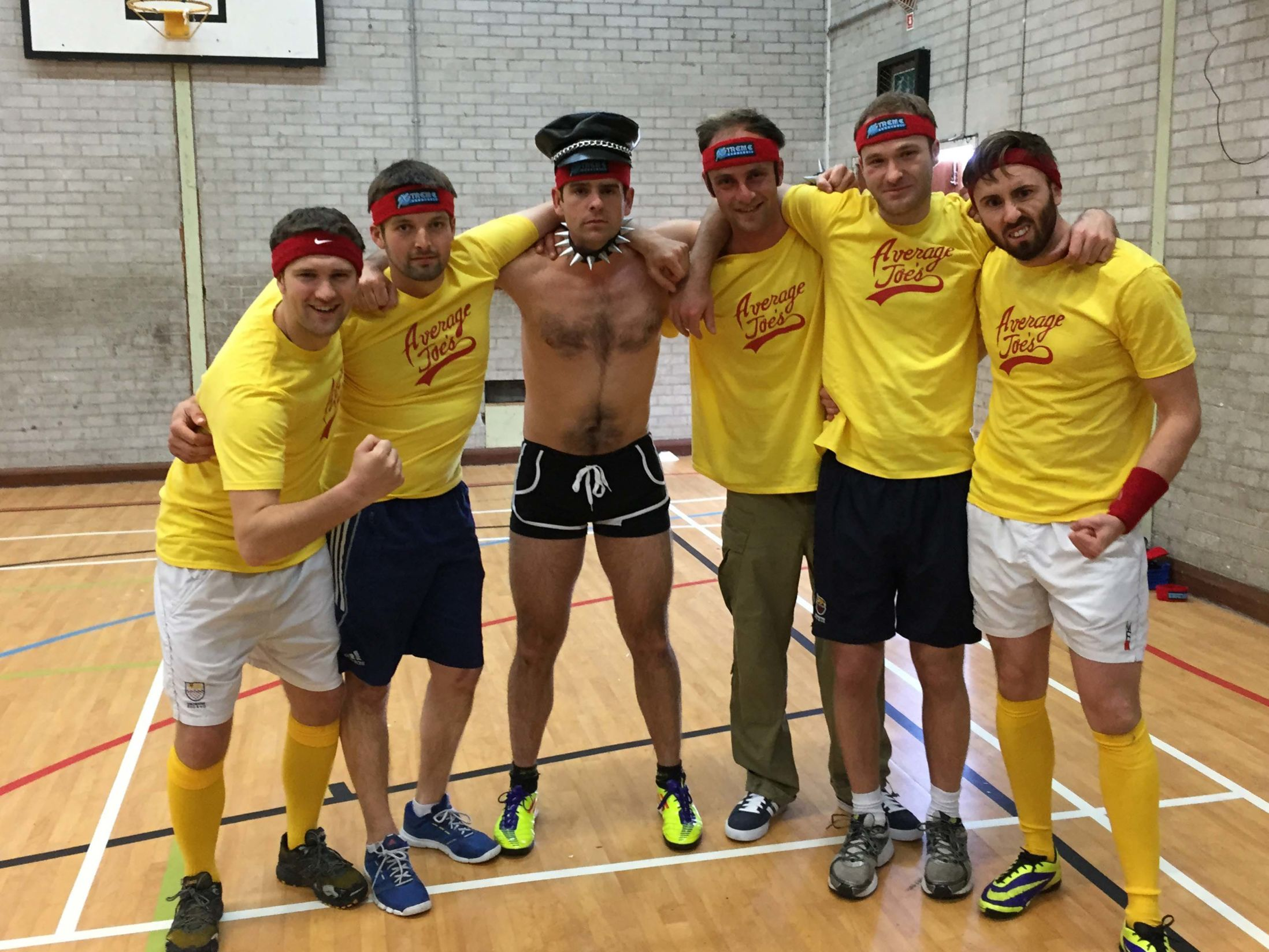 Dodgeball Stag Do
