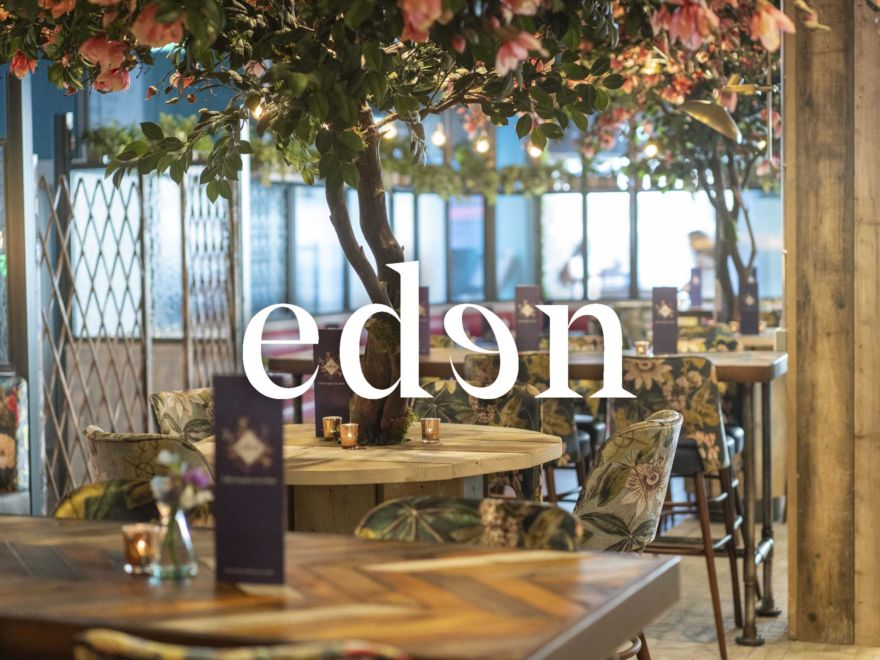 Eden - Guestlist Entry & Drink