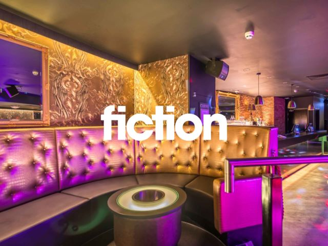 Fiction - Premium Spirit & Booth