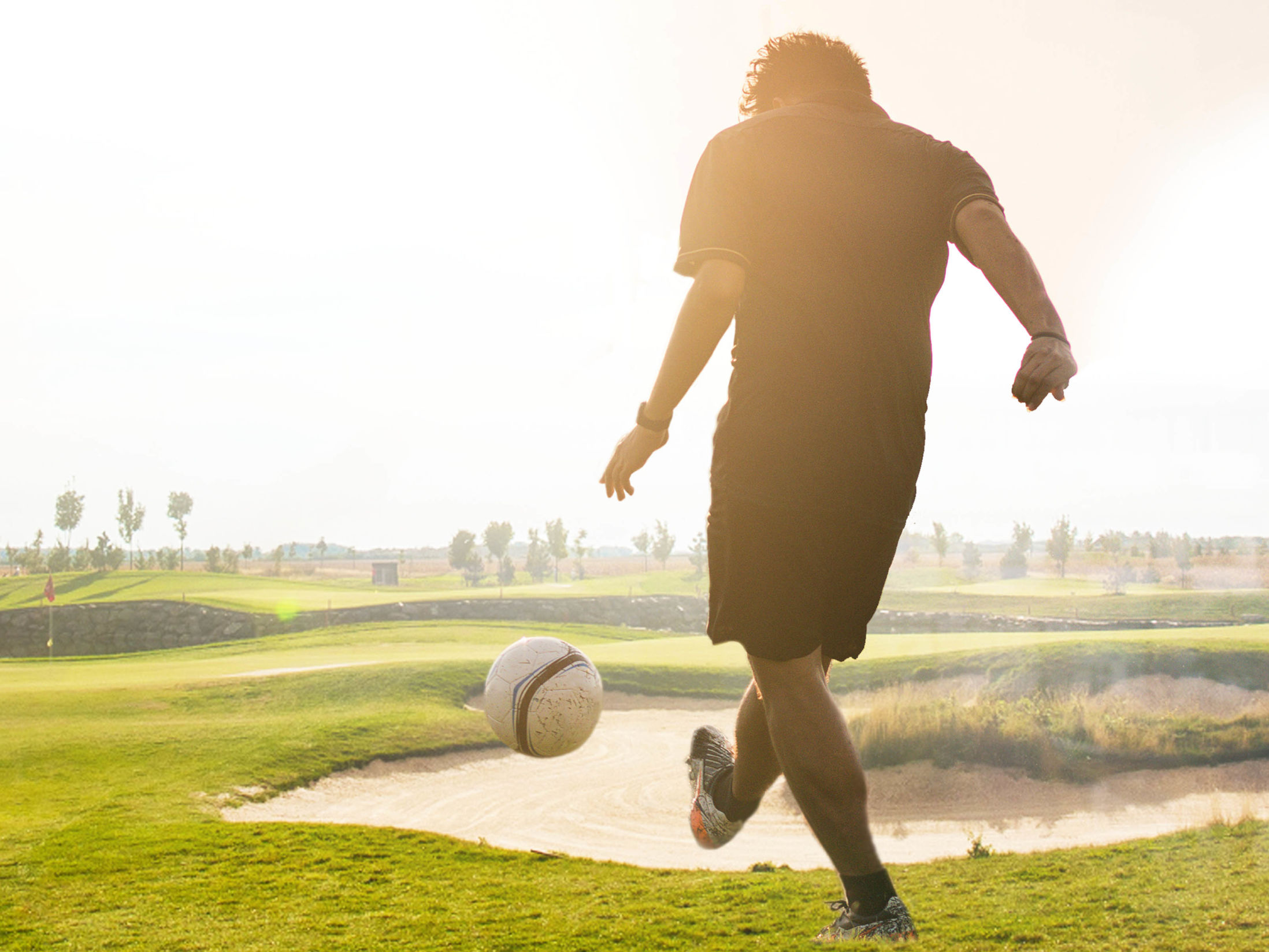 Footgolf Tournament Stag Do