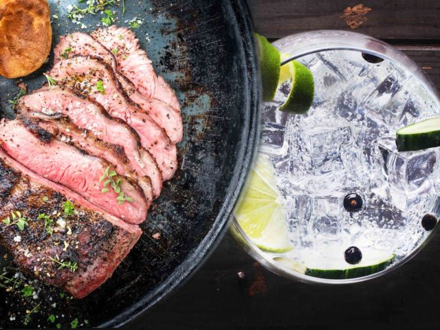 Gin Masterclass & 2 Course Meal