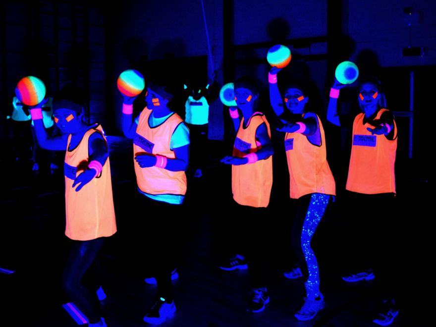 GlowSports Party