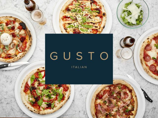 Gusto - 3 Course Meal