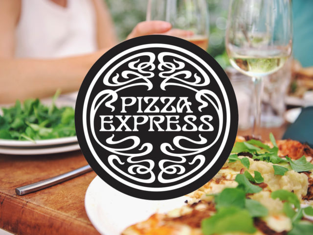 Pizza Express - 2 Course Meal & Drink