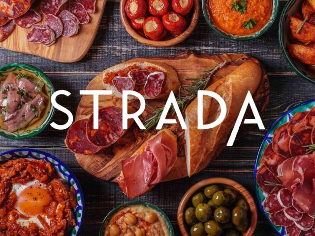 Strada - 2 Course Meal