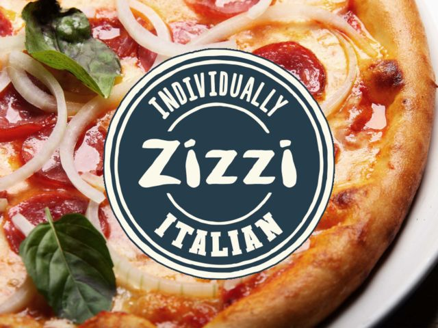 Zizzi - 2 Course Meal