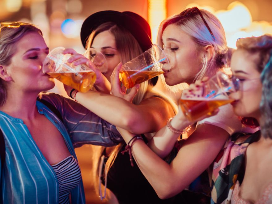 Local Bar Guide Hen Party