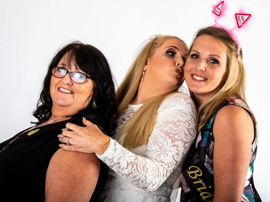 Makeover & Photoshoot Hen Do