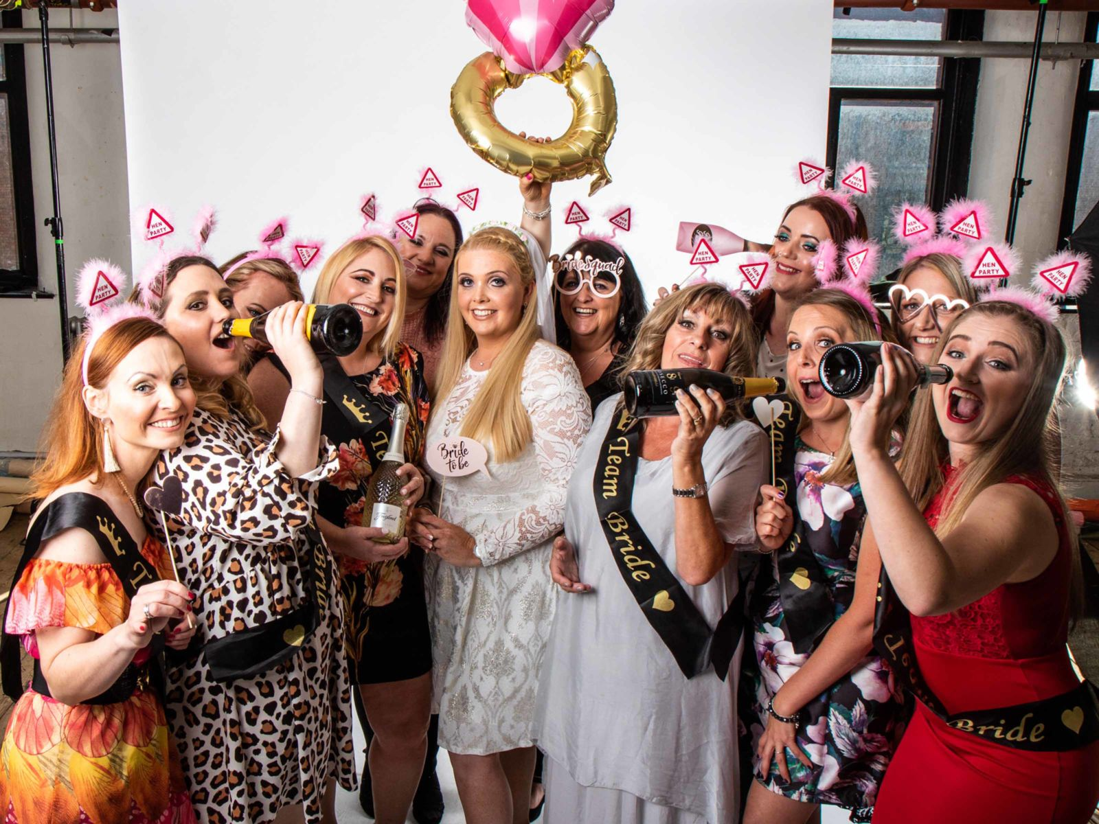 Image result for photoshoot hen party