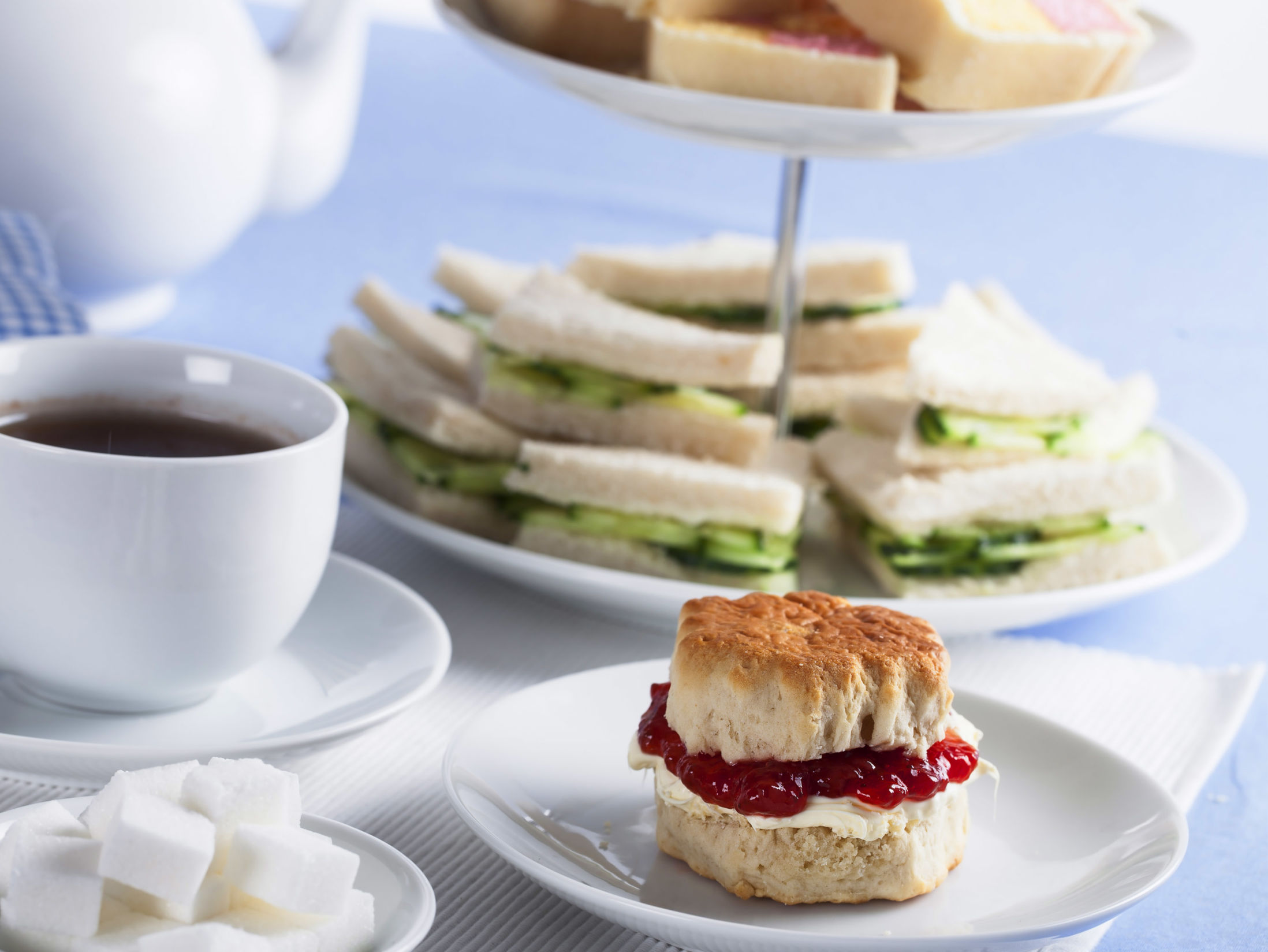 Hen Party Ideas for Mixed Ages - Mobile Afternoon Tea