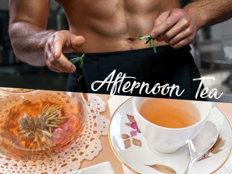 Naked Chef - Afternoon Tea