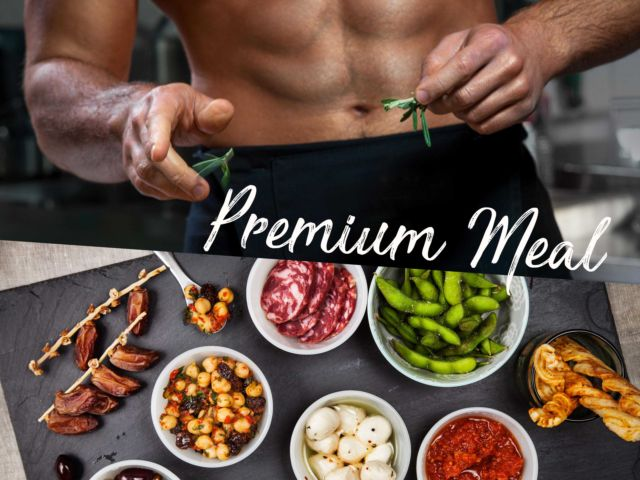 Naked Chef - Premium Menu