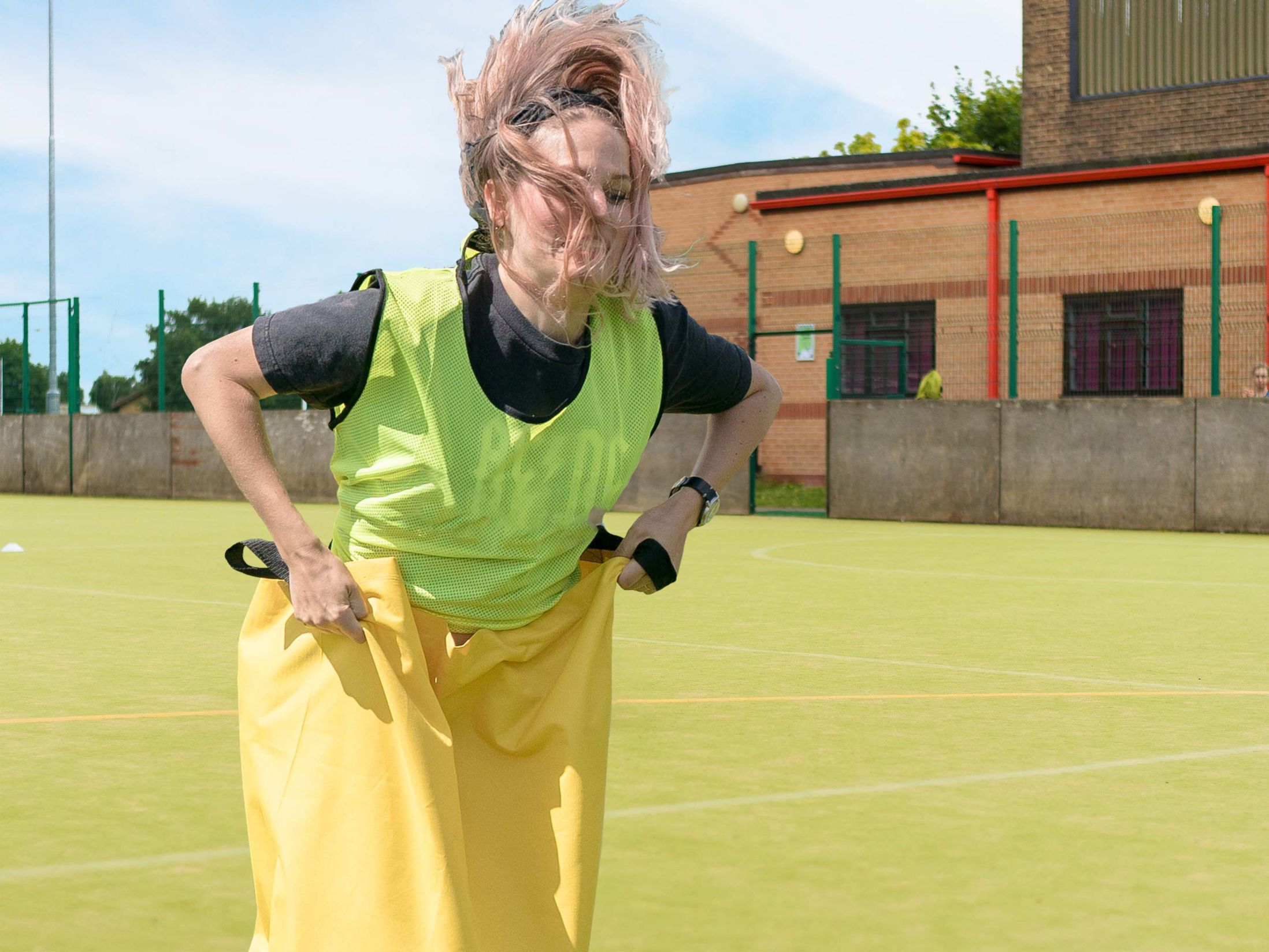 Top 5 Hen Do Ideas - Old School Sports Day