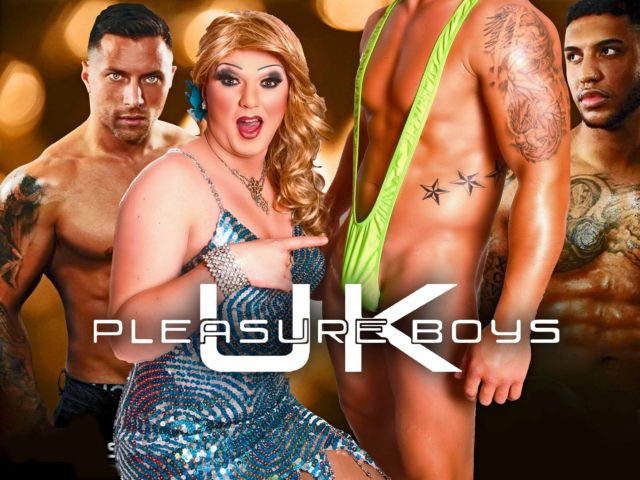 Pleasure Boys Show