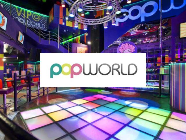 Popworld - Guestlist Entry