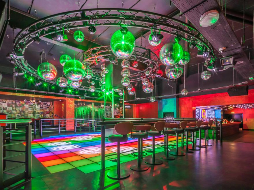 Pryzm Nightclub Entry Activity