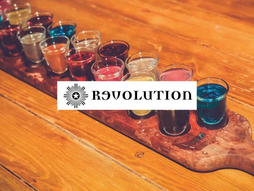 Revolution – Beer & Limbo Stag Do