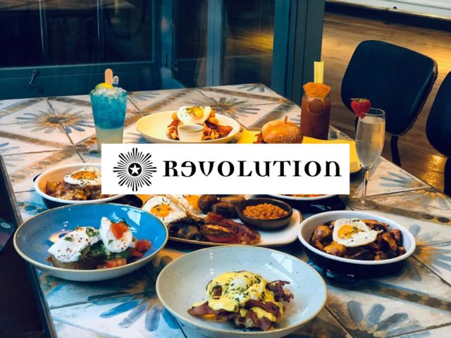 Revolution – Bottomless Brunch